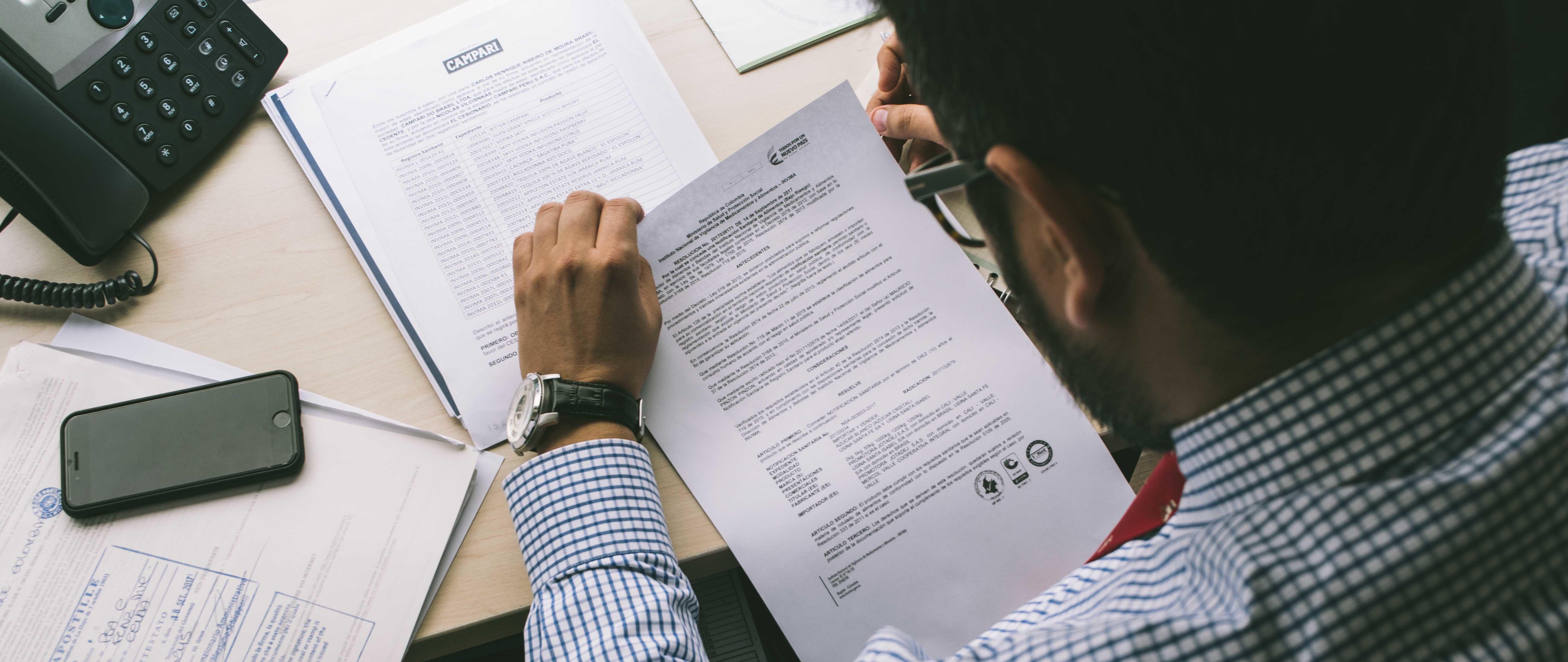 Registro Sanitario | Asuntos Regulatorios | Abogados registros sanitarios